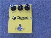 DIAMOND GUITAR PEDALS Effect Equipment COMPRESSOR